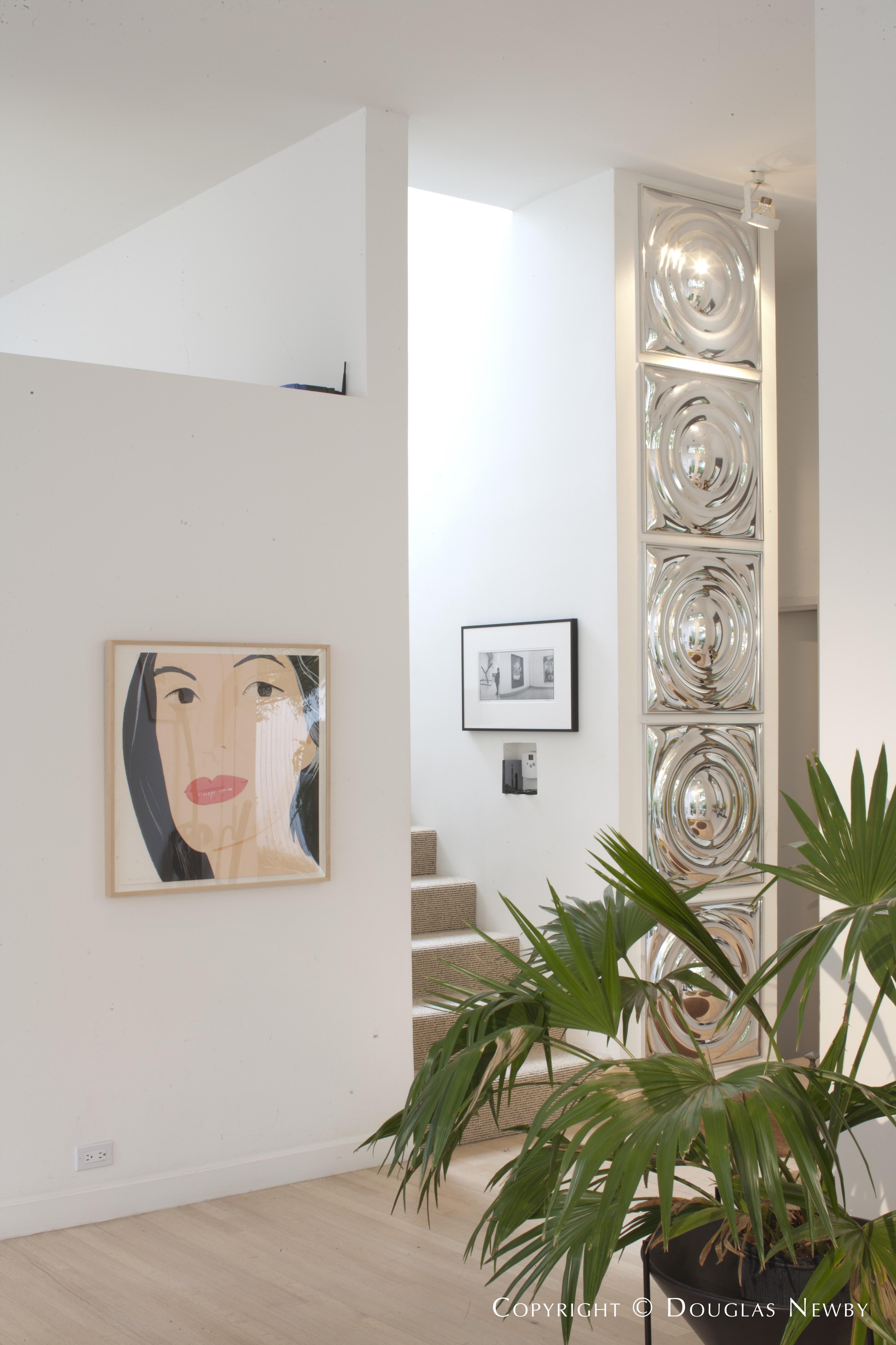 Lionel Morrison Modern Designed Home in Northern Heights