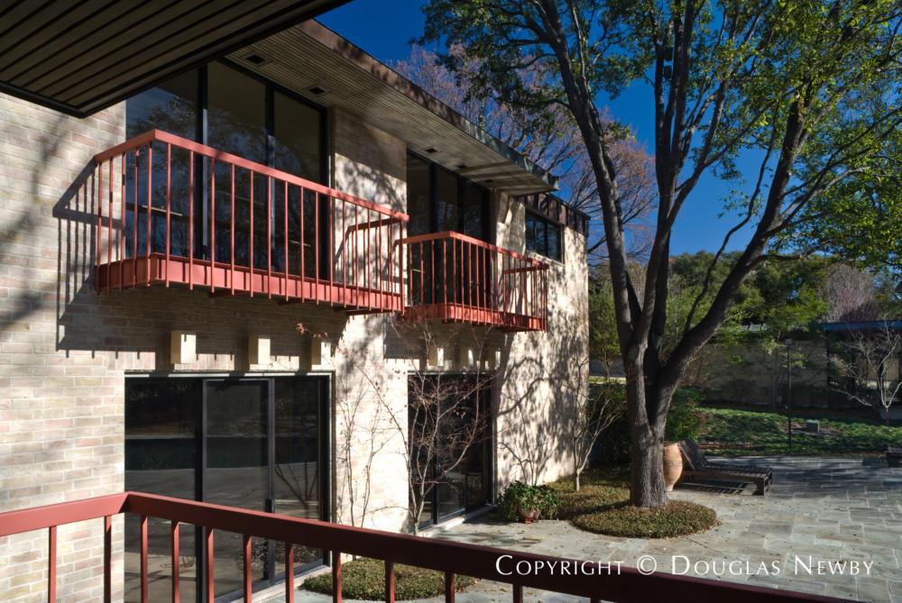 Preston Hollow Modern Home for Sale