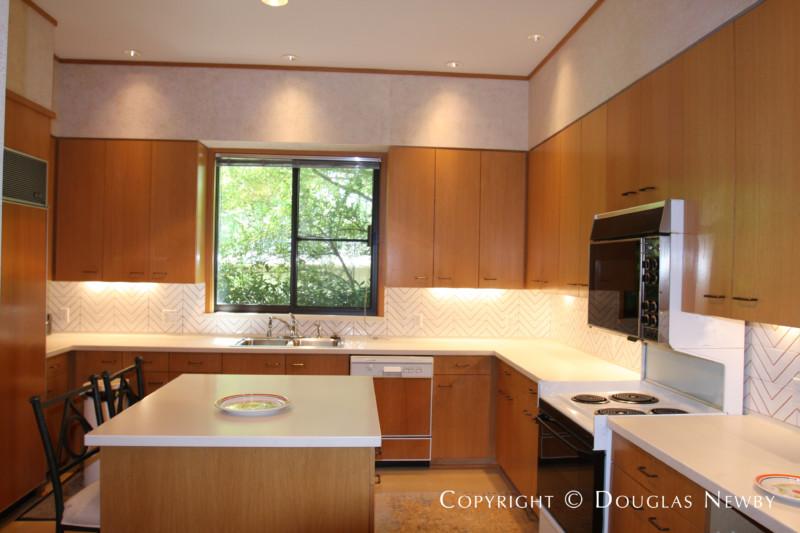 Preston Hollow Texas Modern Real Estate on 2.632 Acres