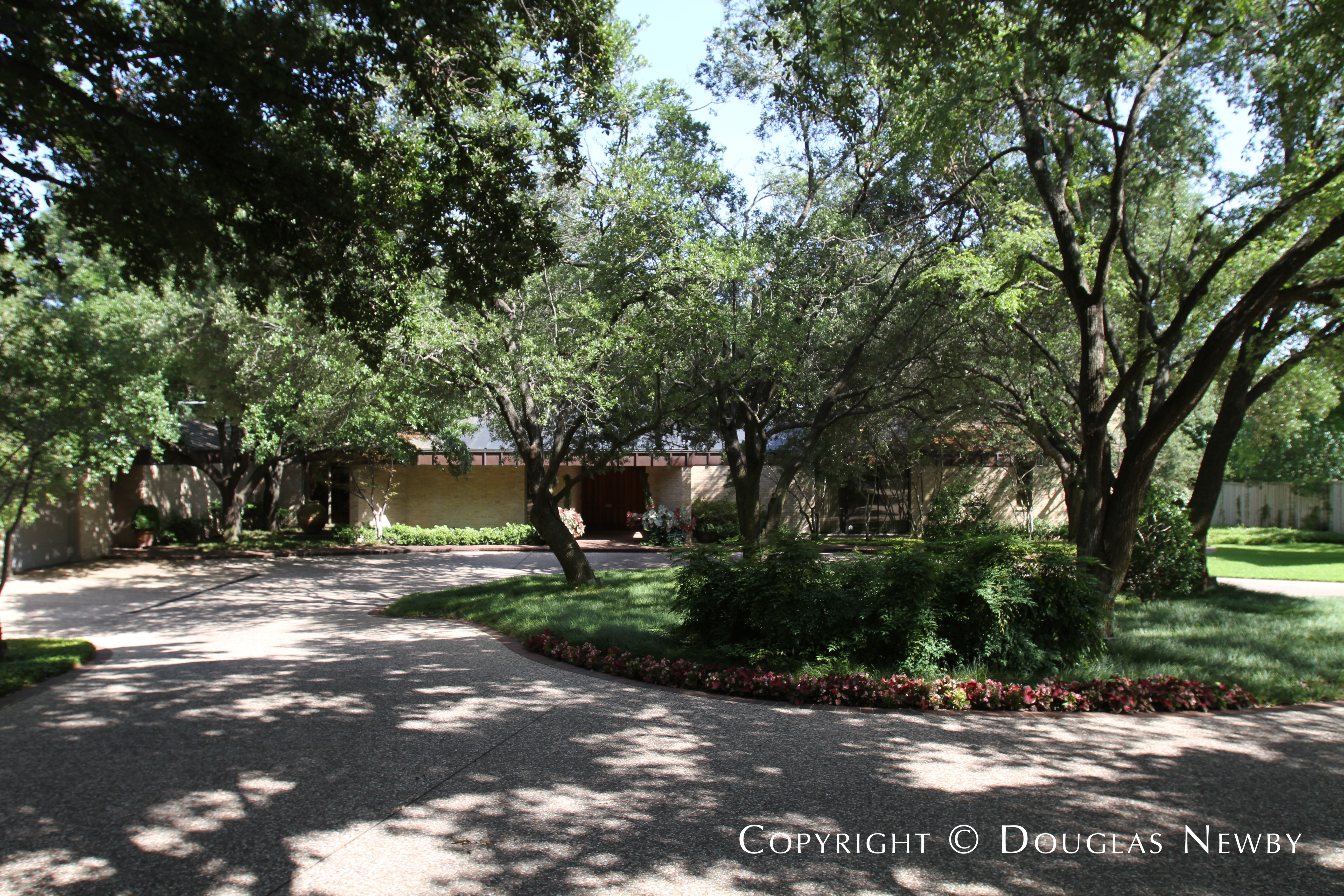 Texas Modern Mayflower Estates Real Estate