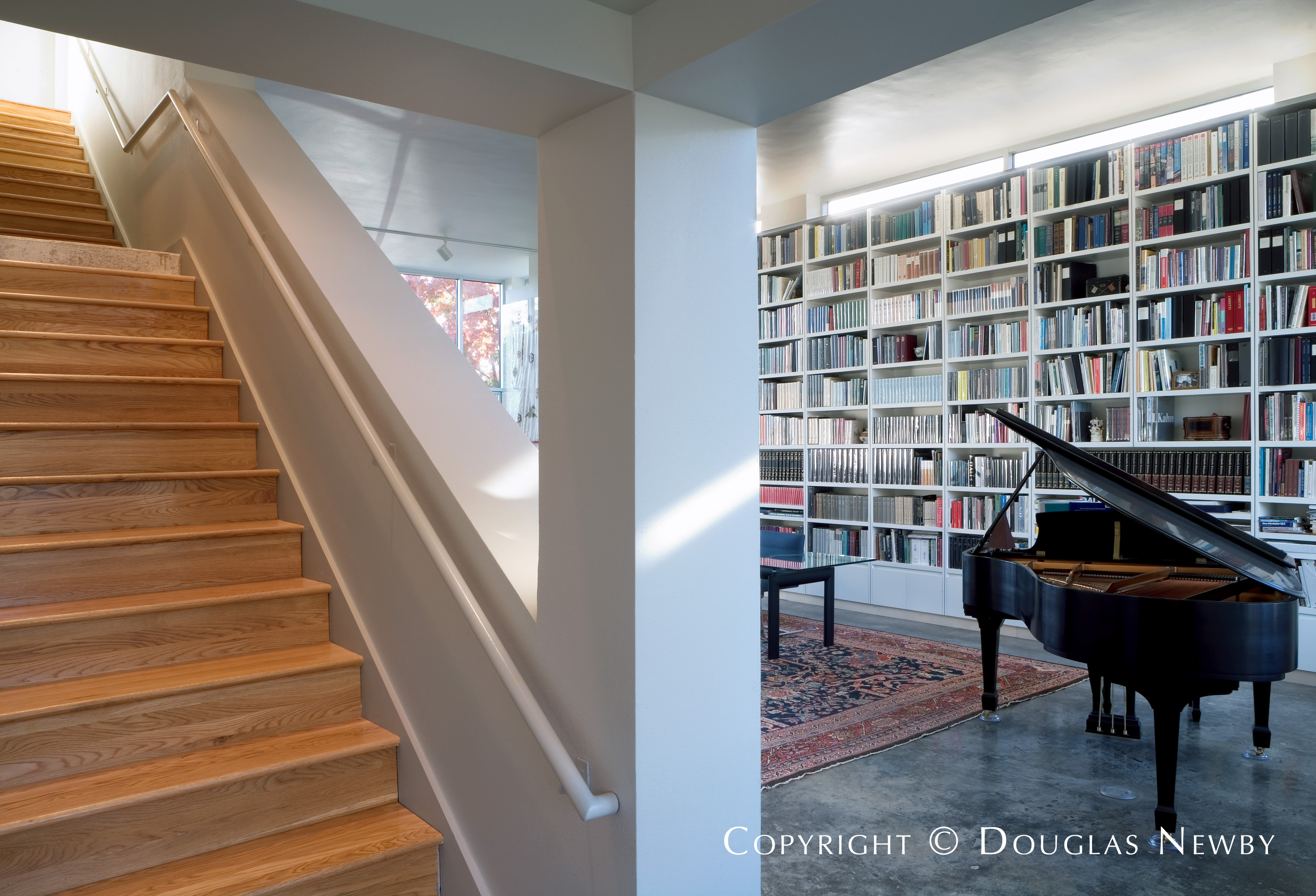 Architect James Langford Designed Modern Home in Highland Park