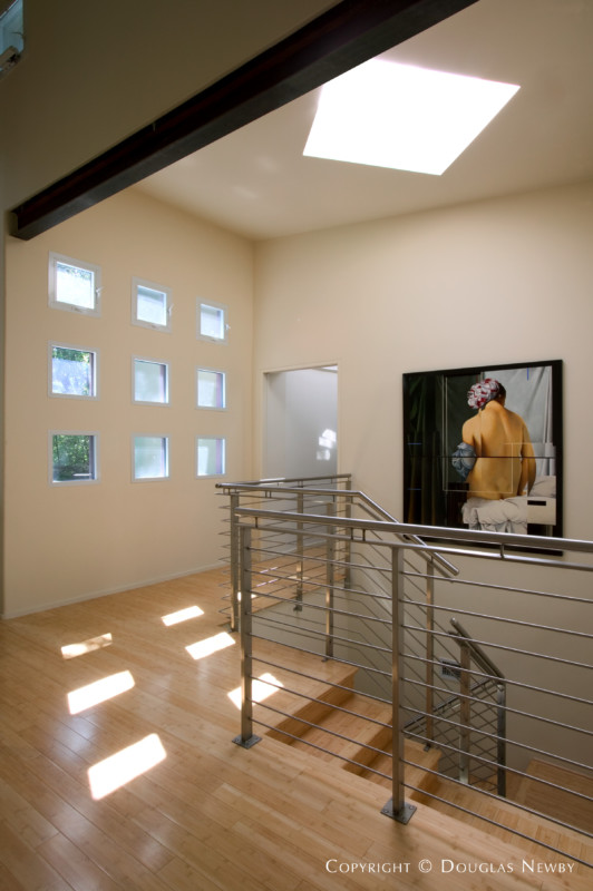 Modern Home in Bluffview
