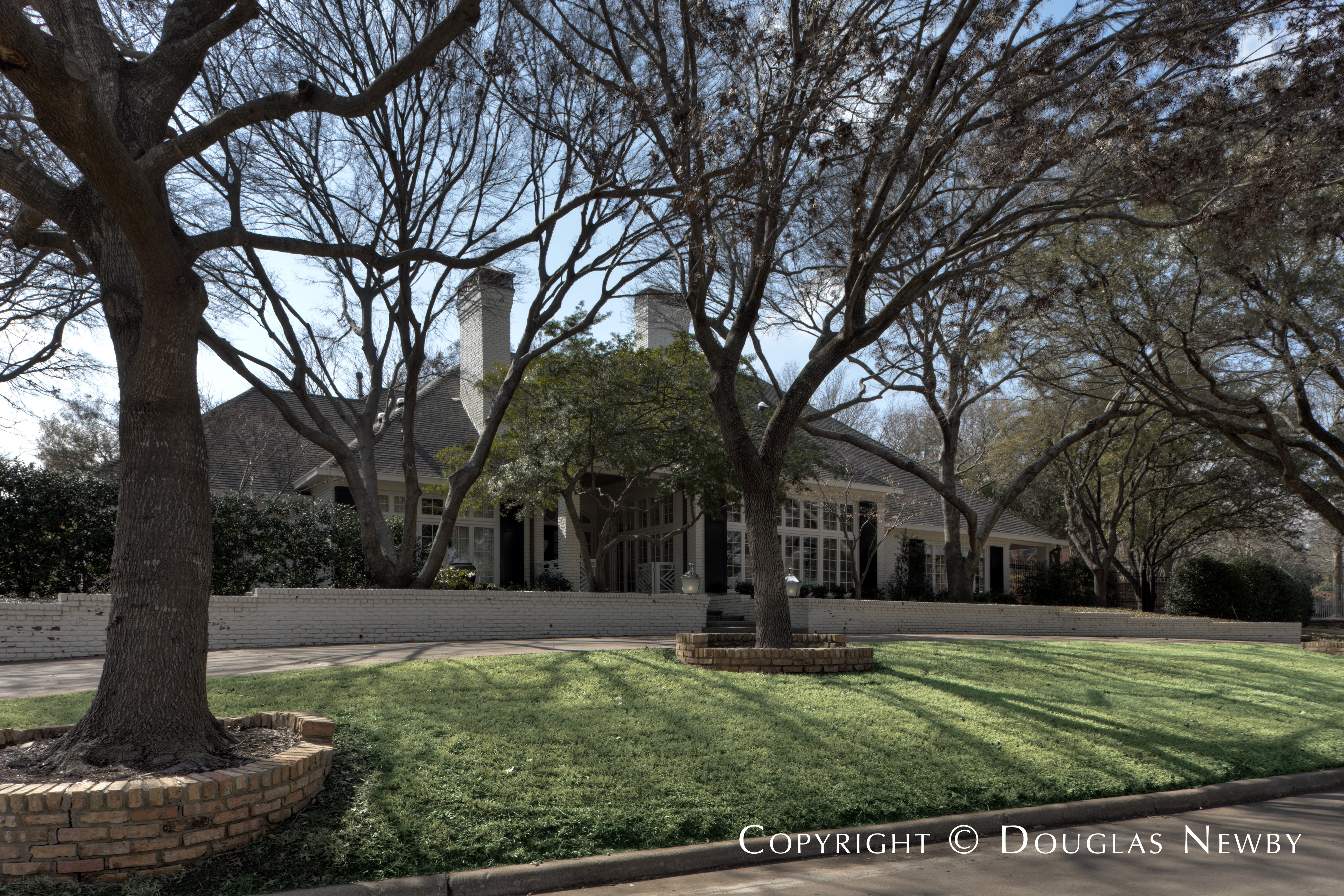 Far North Dallas New Traditional Real Estate on 0.81 Acres