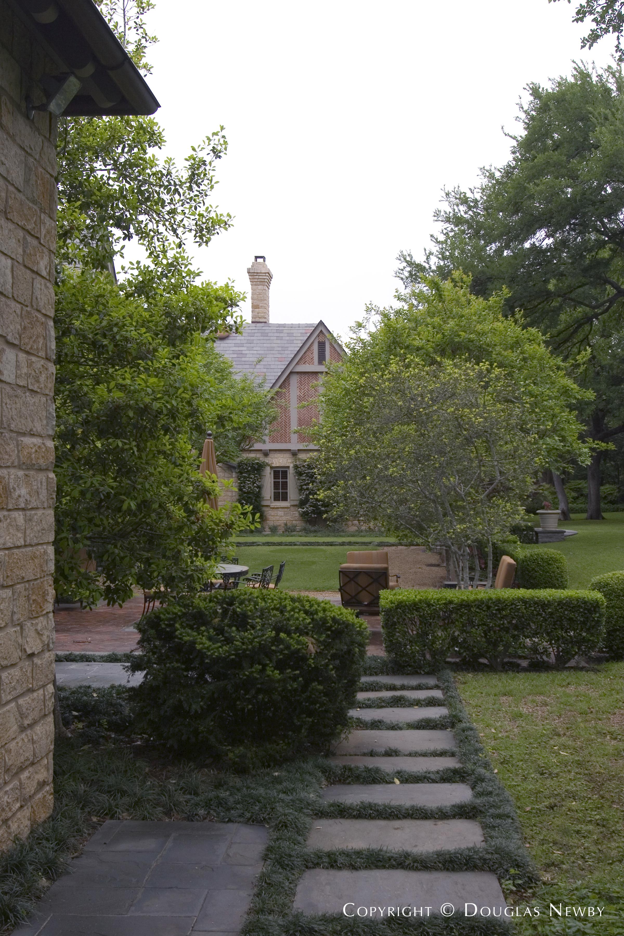 Preston Hollow Edwardian Home