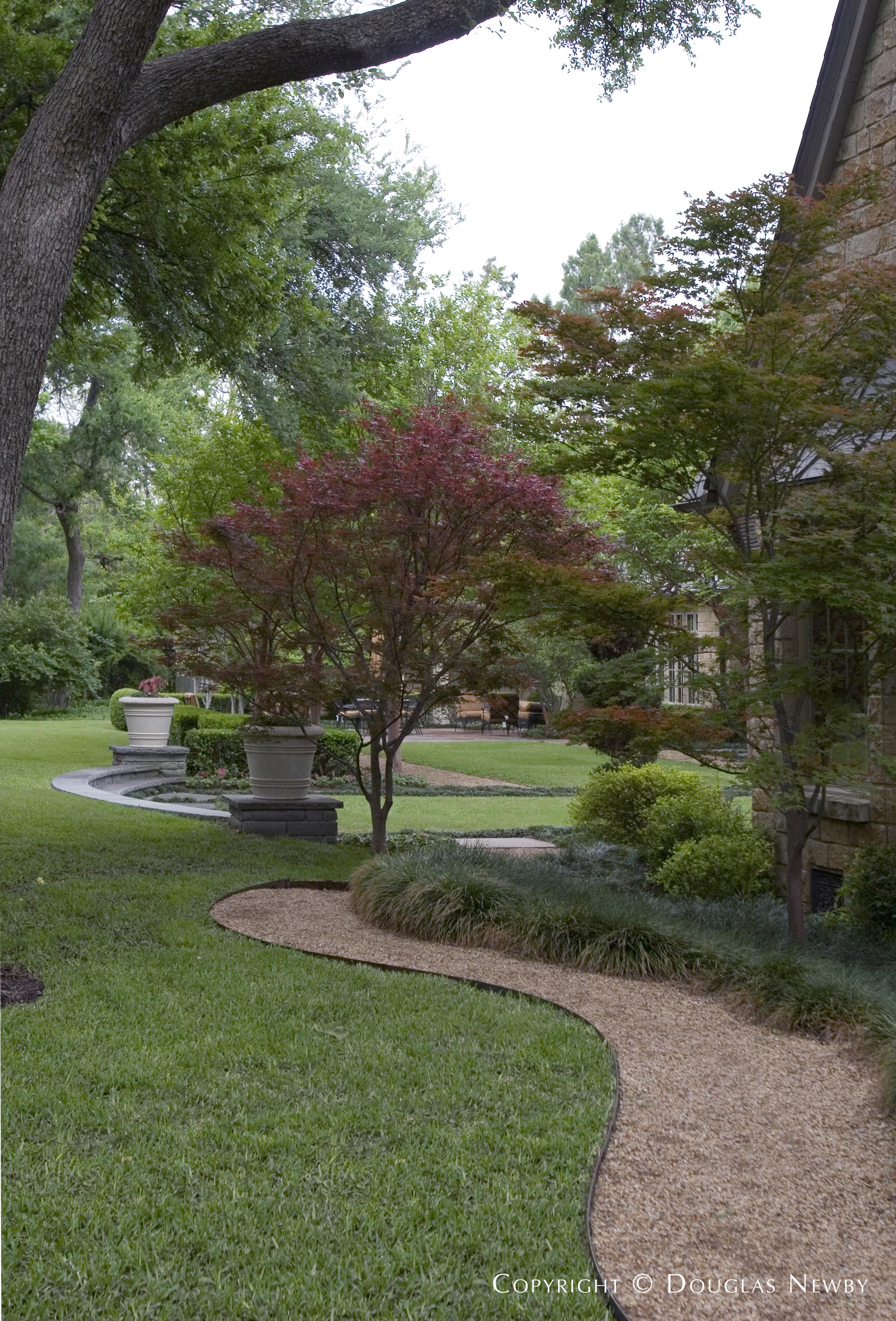 Larry Boerder Designed Home in Inwood Park Estates