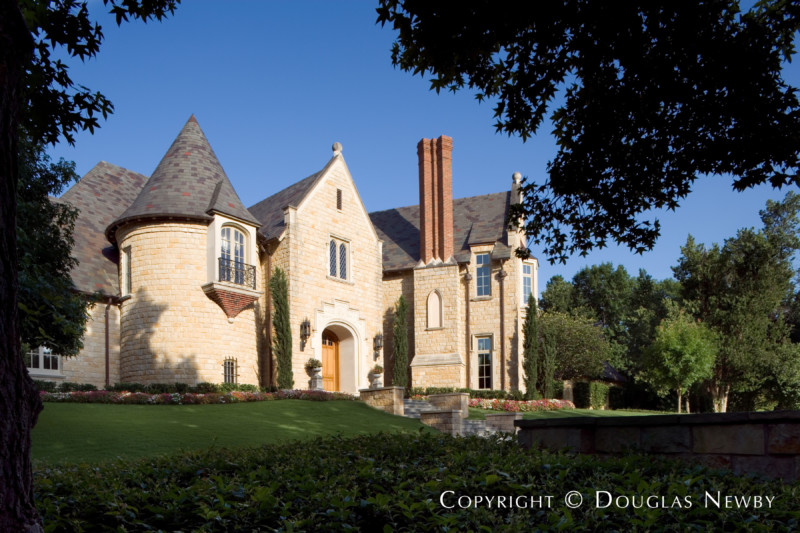 Dallas, Texas Edwardian Home