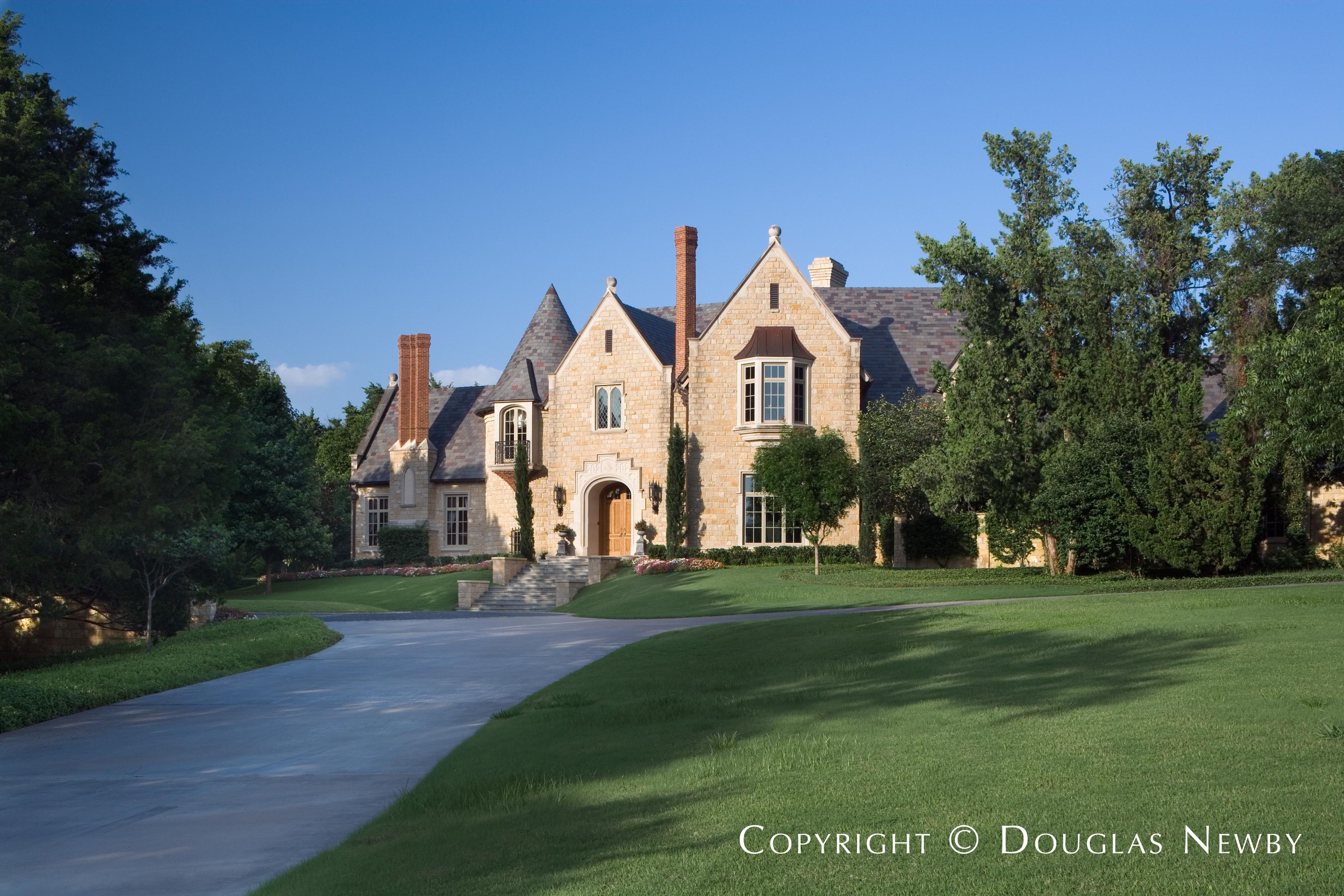 Preston Hollow Edwardian Real Estate on 5.3 Acres