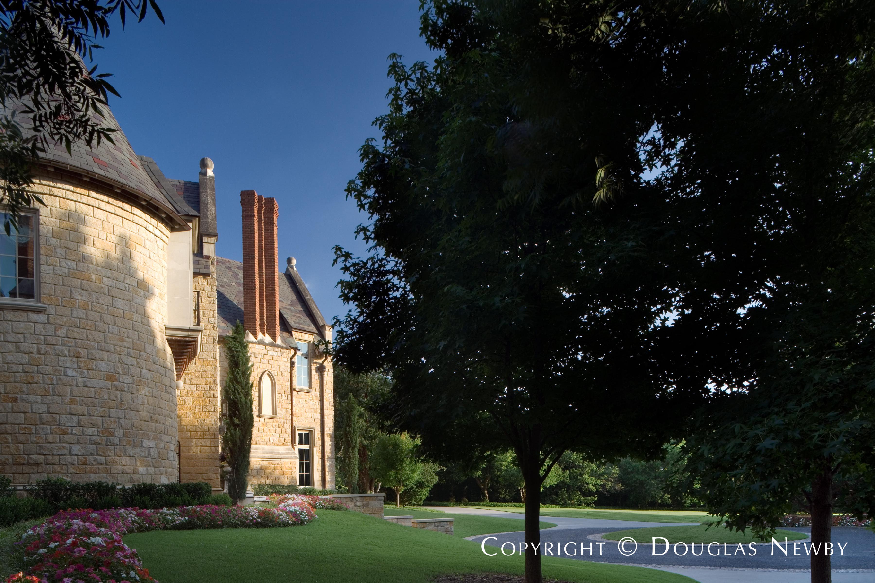 Larry Boerder Edwardian Designed Home in Inwood Park Estates