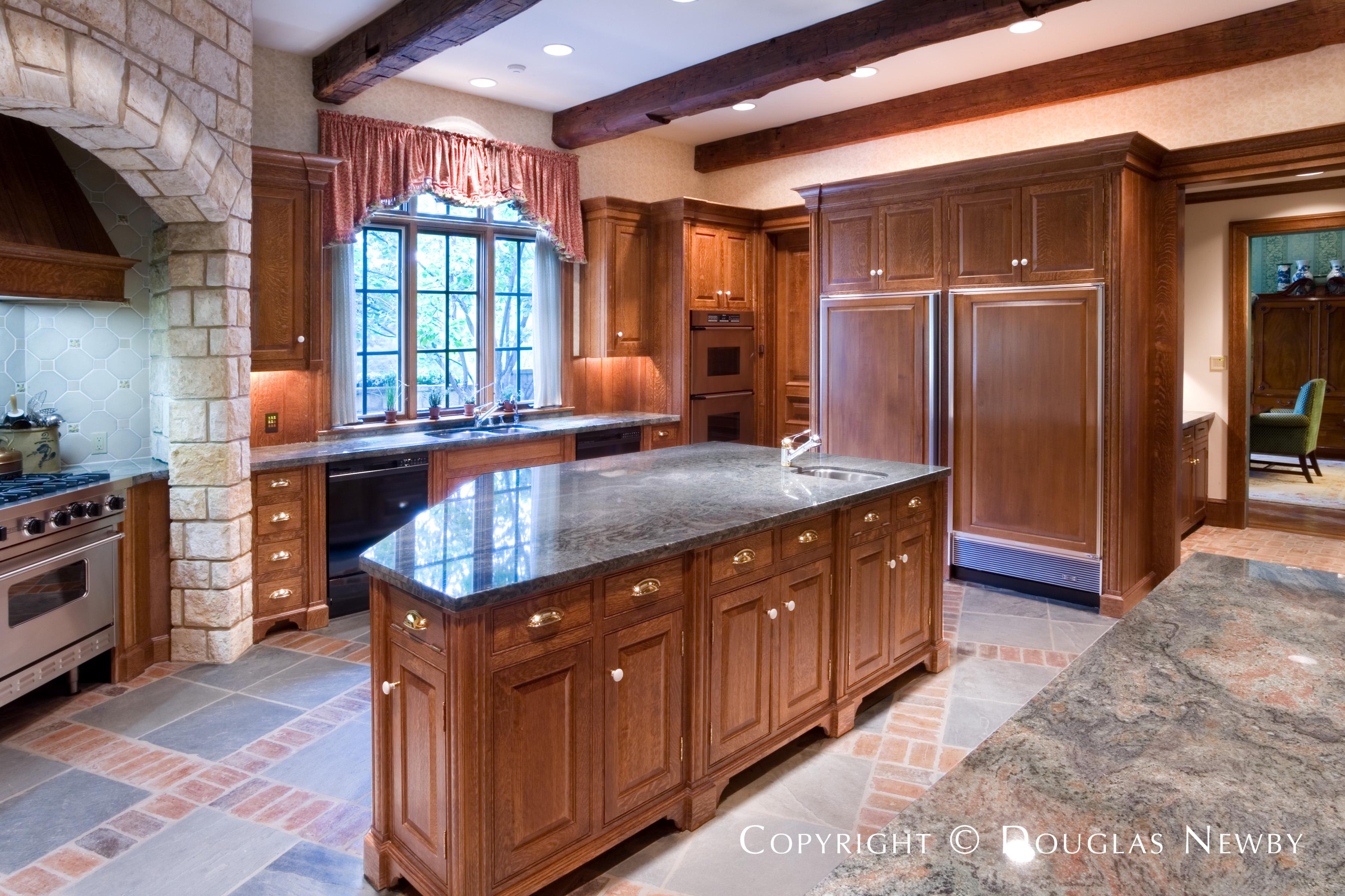 Architect Larry Boerder Designed Home