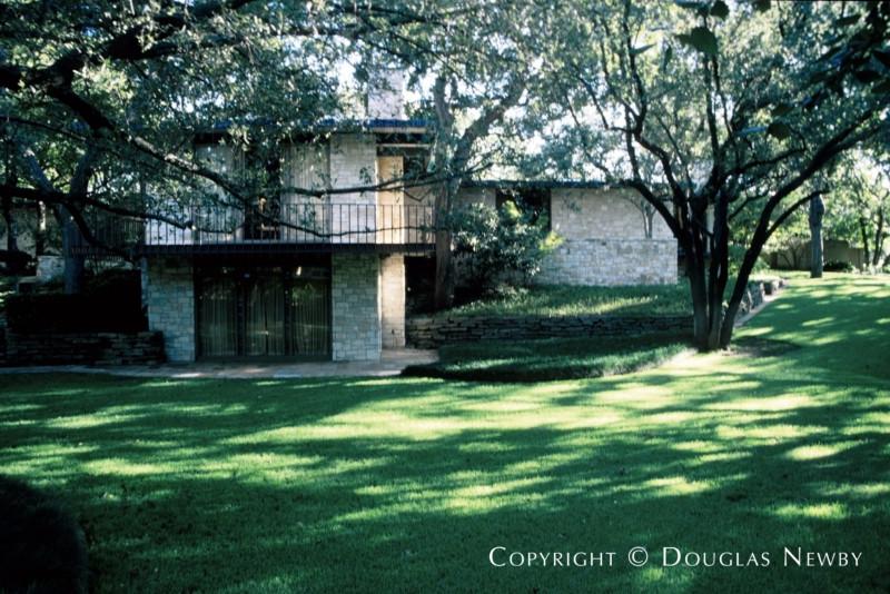 Texas Modern Highland Park Real Estate