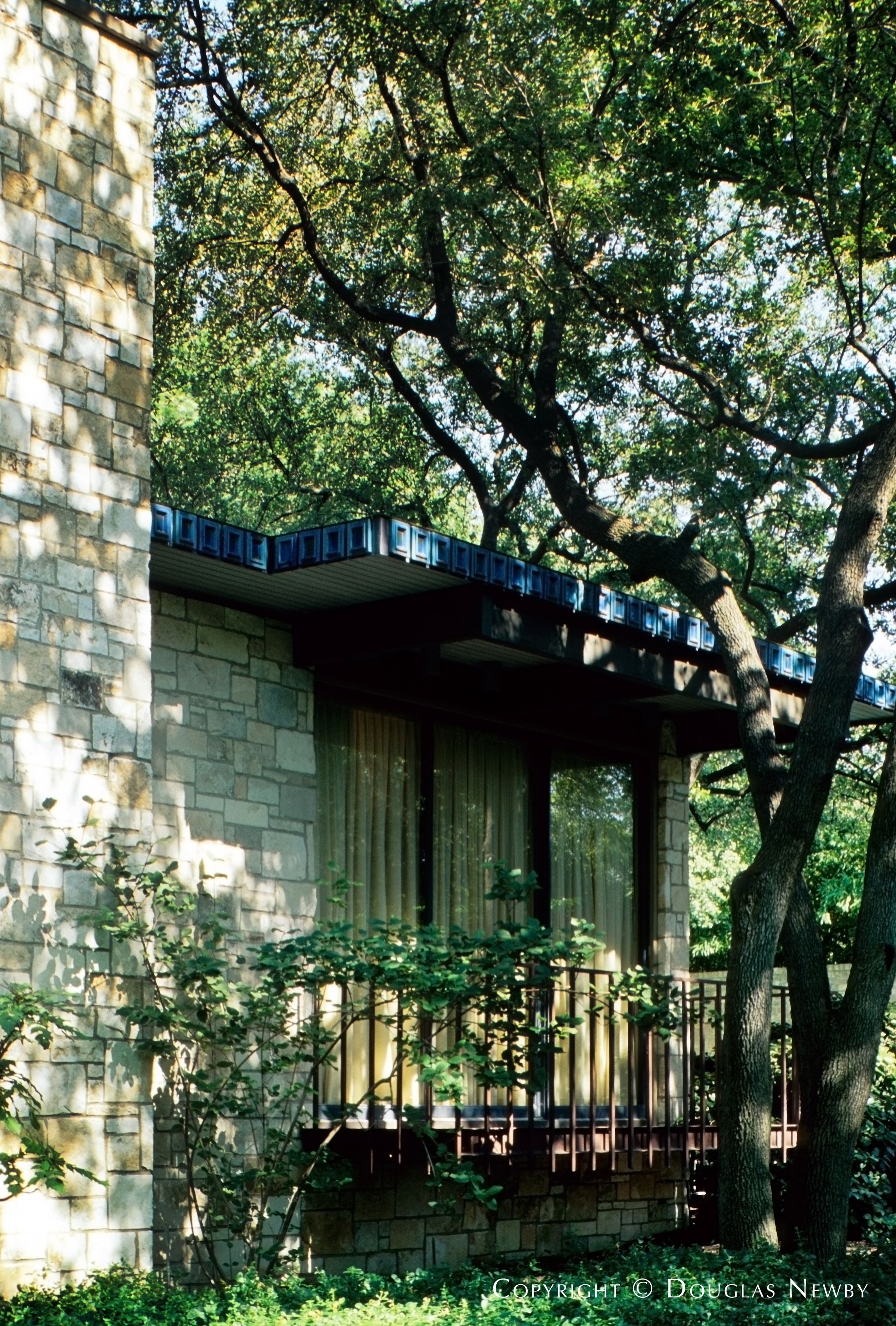 First Section of Old Highland Park Neighborhood Home
