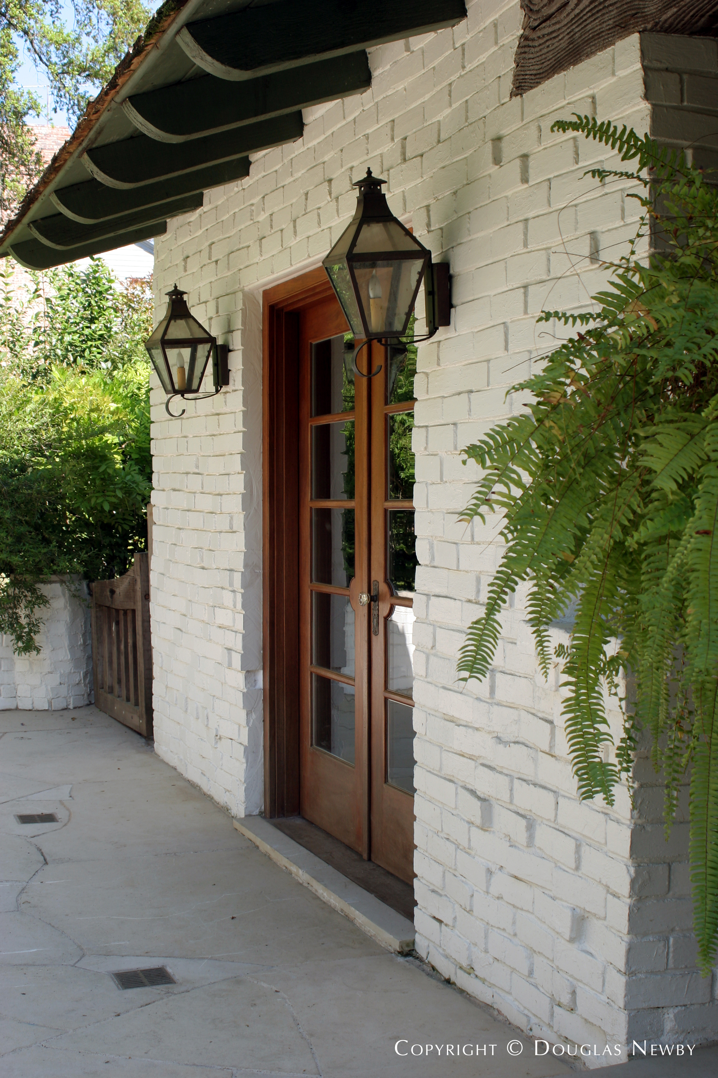 Charles S. Dilbeck Designed Home