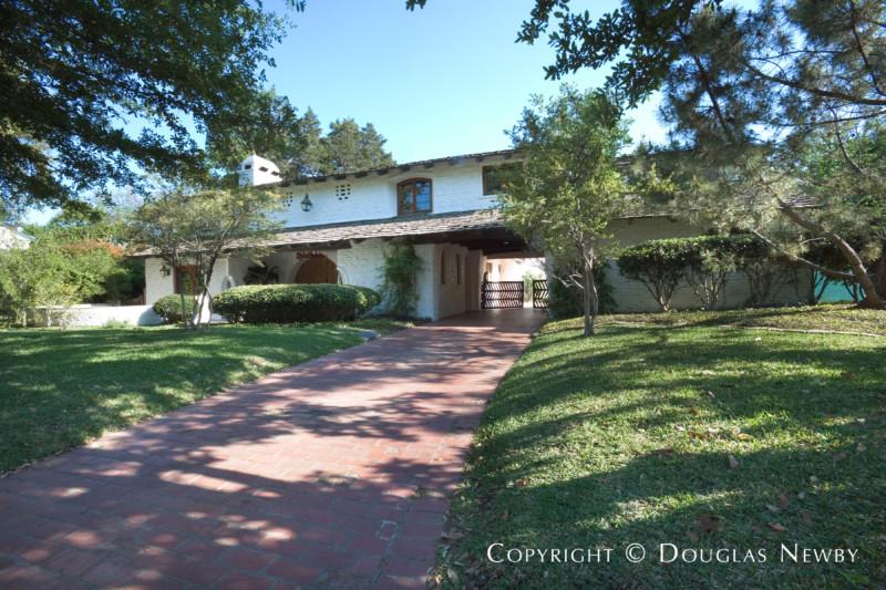 3819 McFarlin Boulevard, Dallas, Texas