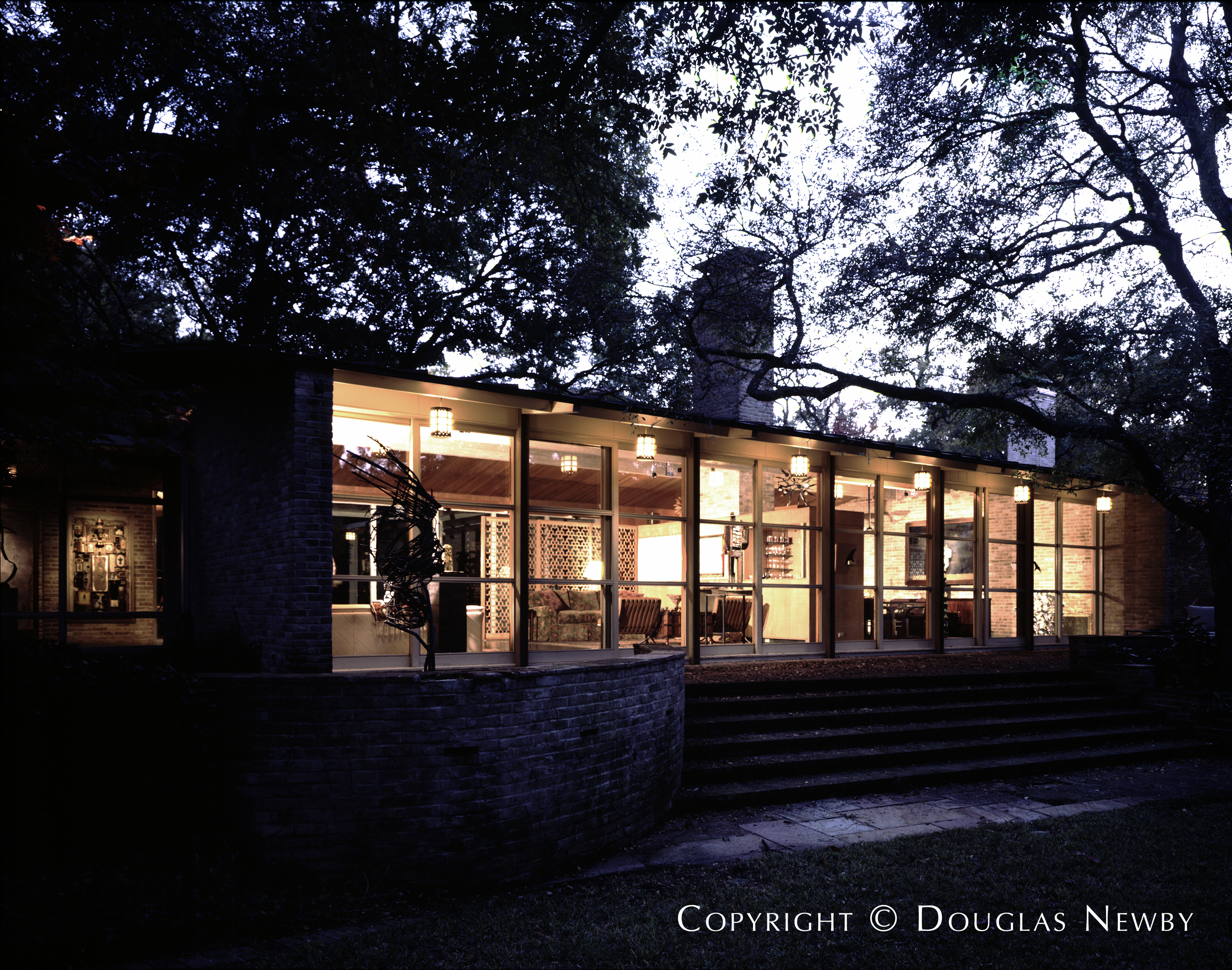 Mid-Century Modern Real Estate in Dentwood Addition