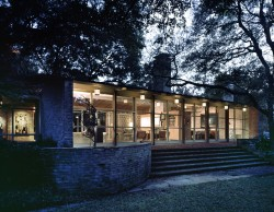 O'Neil Ford Mid-Century Modern Designed Home in Dentwood Addition
