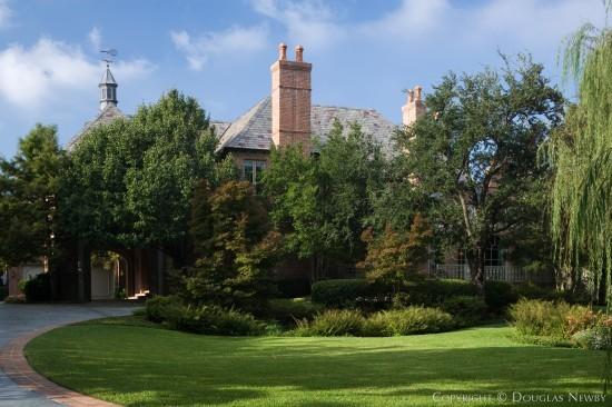 Estate Home Designed by Architect Wilson Fuqua - 17 Robledo Drive