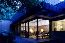 Significant Mid-Century Modern Home Designed by Architect Harwell Hamilton Harris - 9624 Rockbrook Drive