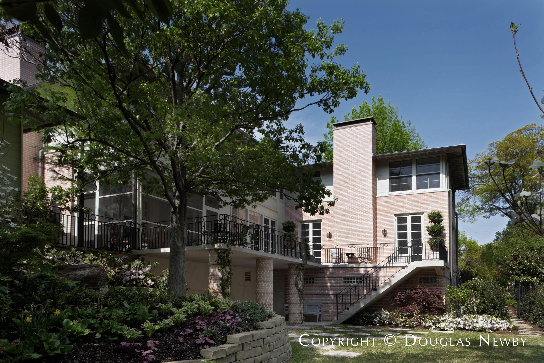 Texas Modern Turtle Creek Park Real Estate