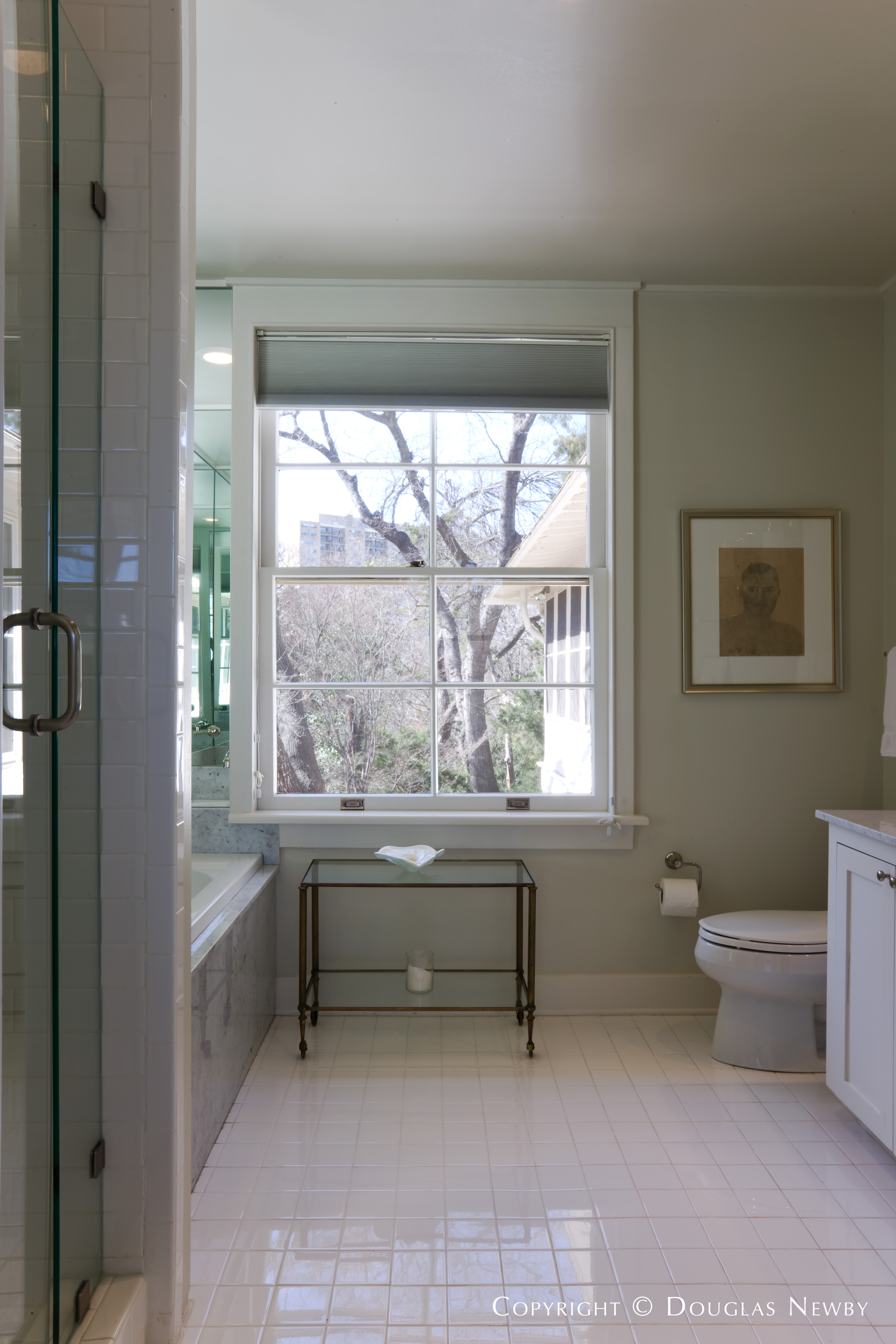Architect O'Neil Ford Designed Modern Home