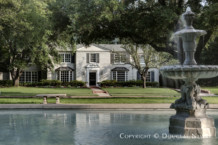 House Designed by Architect Goodwin & Tatum - 4417 South Versailles Avenue