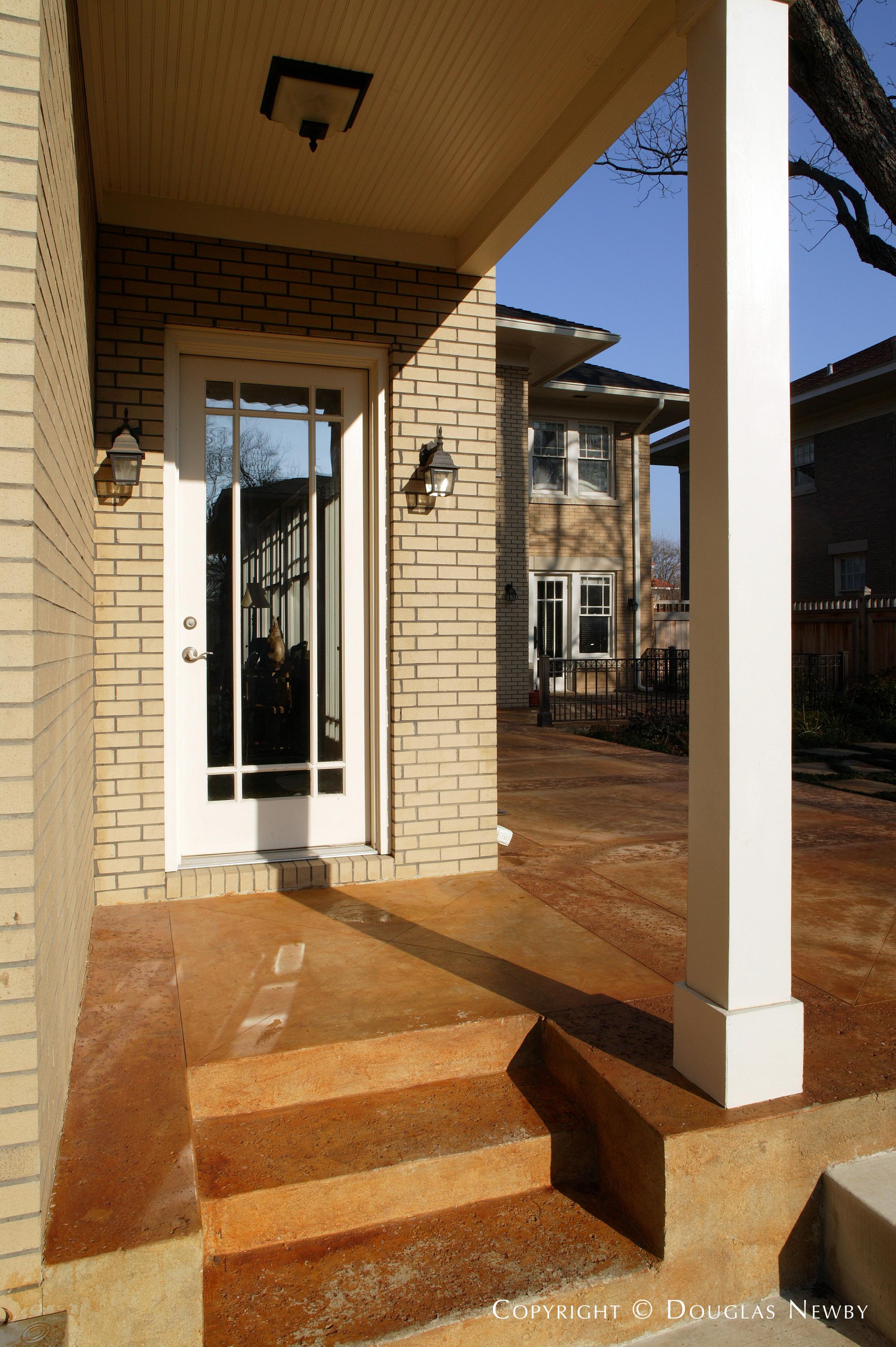 Architect Brian Keith Designed Home