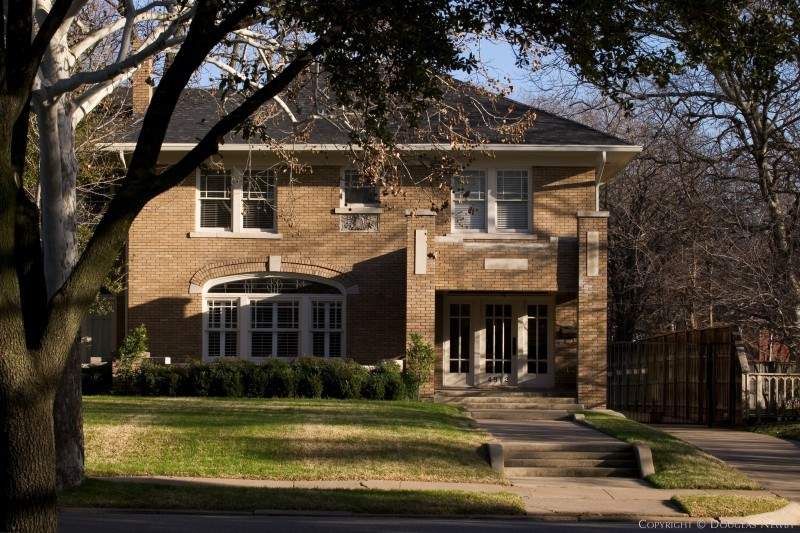 Munger Place and Swiss Avenue Home