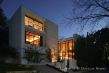 Modern House Designed by Architect Wilson &amp; Associates - 3818 Turtle Creek Drive