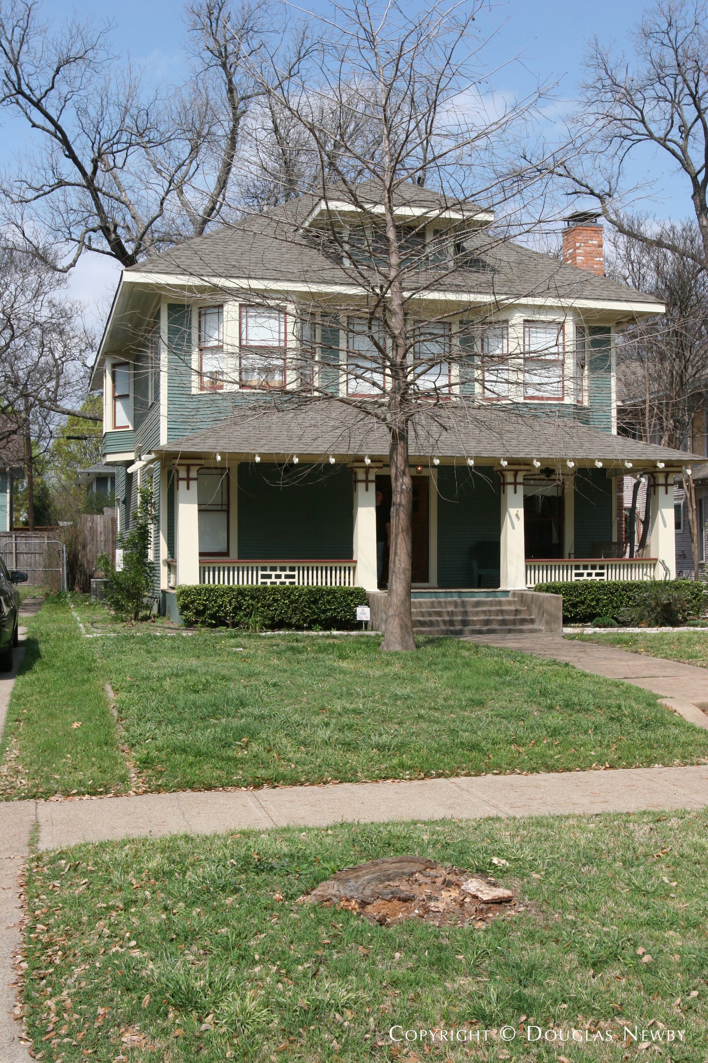 Munger Place Home
