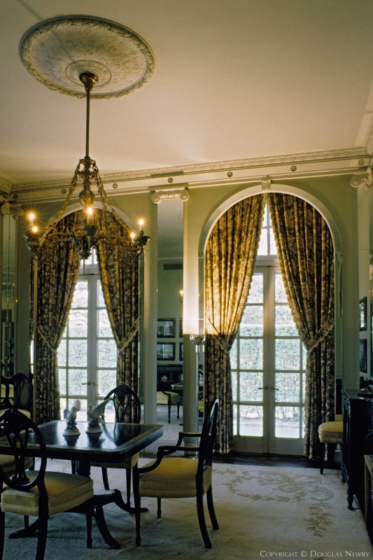 French Chateau Home in Mayflower Estates