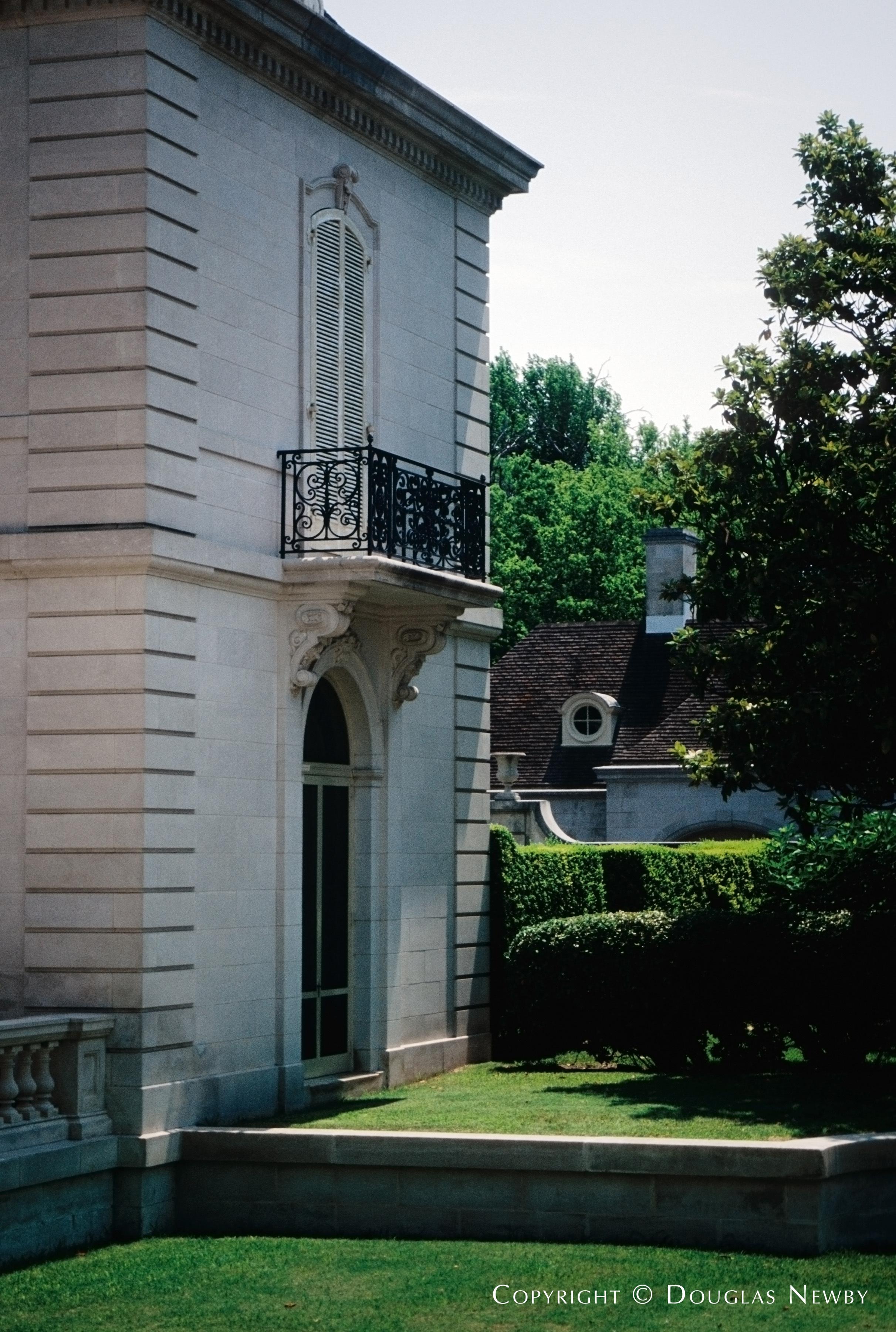 Dallas, Texas French Chateau Real Estate