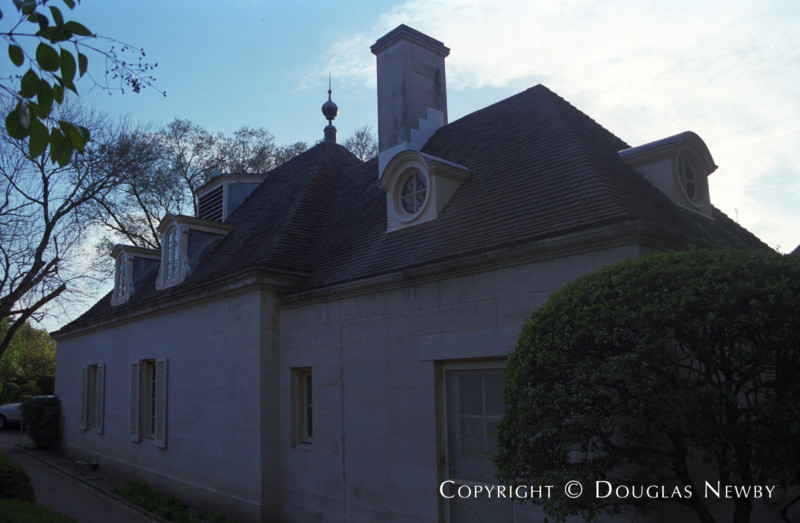 Maurice Fatio Designed French Chateau Home
