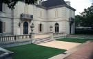 French Chateau Home in Preston Hollow