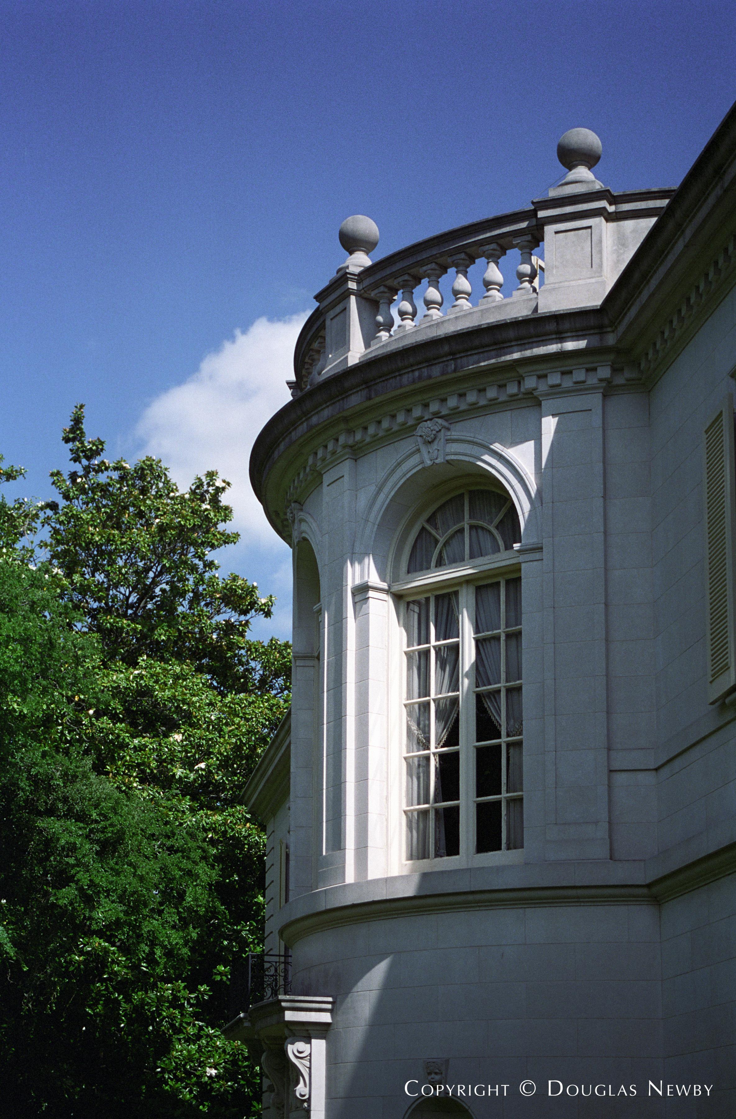 Dallas, Texas French Chateau Home