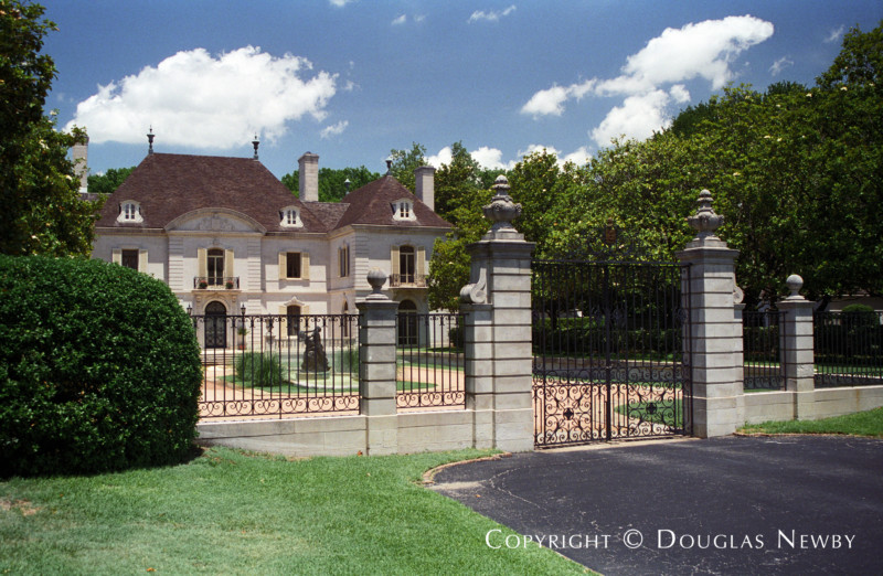 French Chateau Real Estate