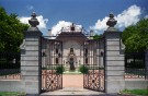 French Chateau Preston Hollow Neighborhood Home