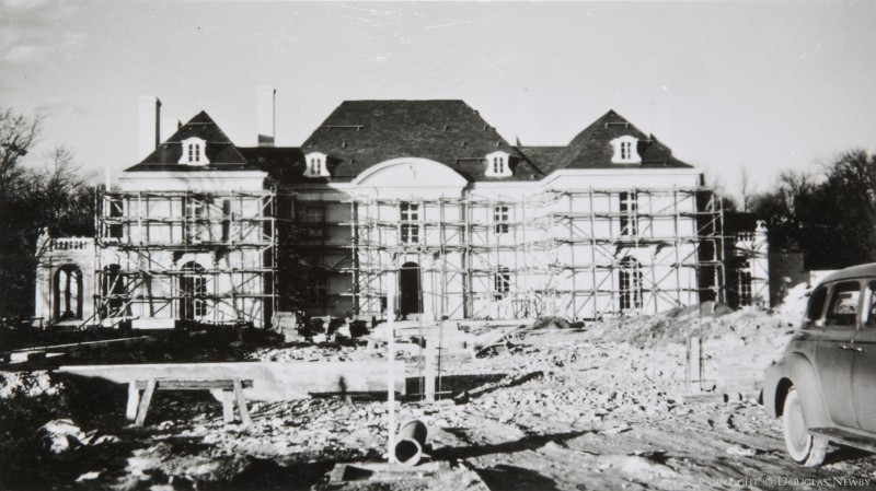 French Chateau Mayflower Estates Real Estate