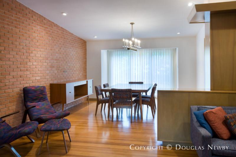University Heights No 6 & 7 Mid-Century Modern Home
