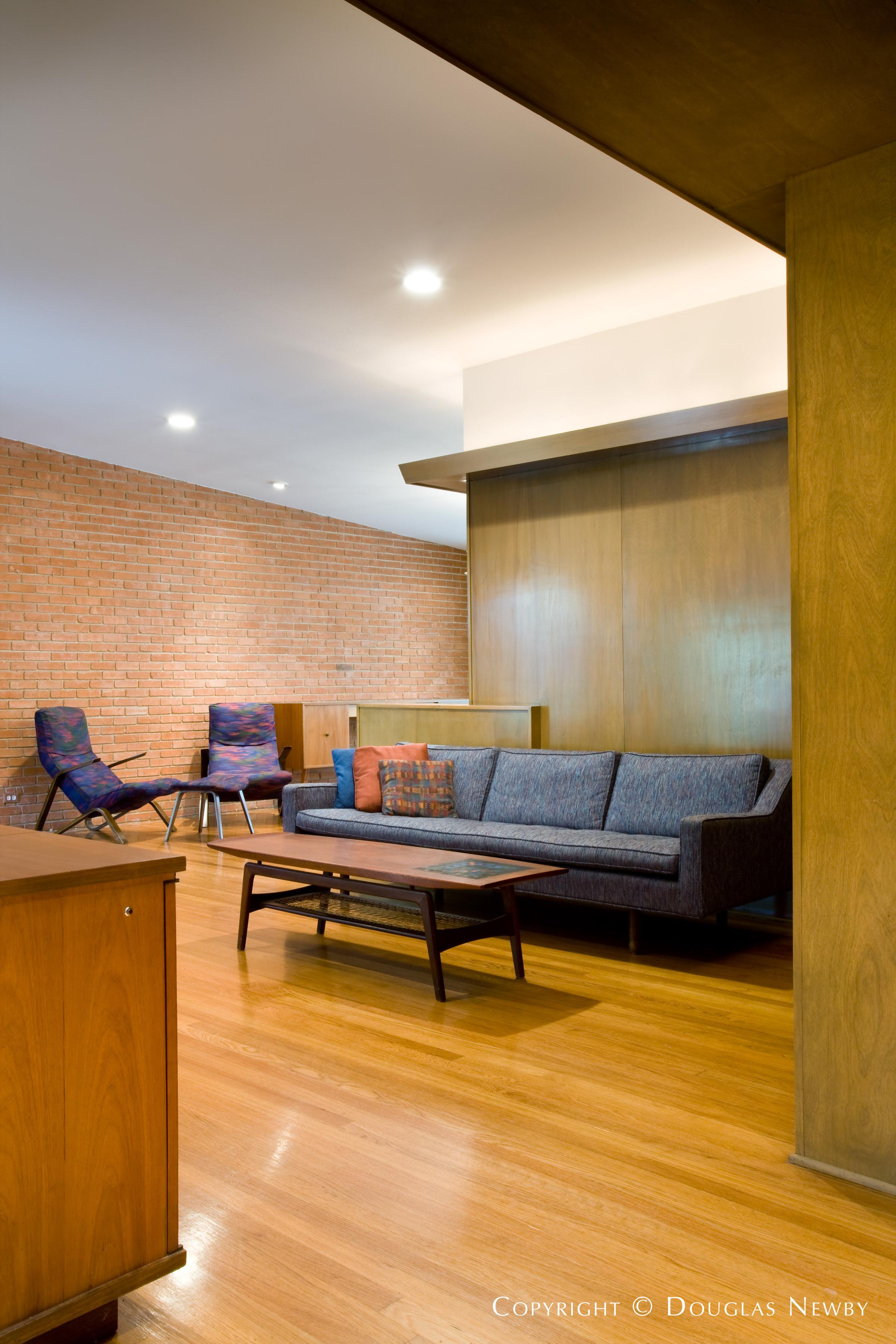 Max M. Sandfield Designed Mid-Century Modern Home