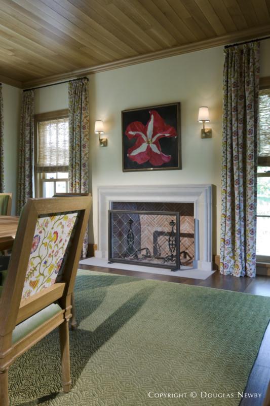Ted Larson Designed Home