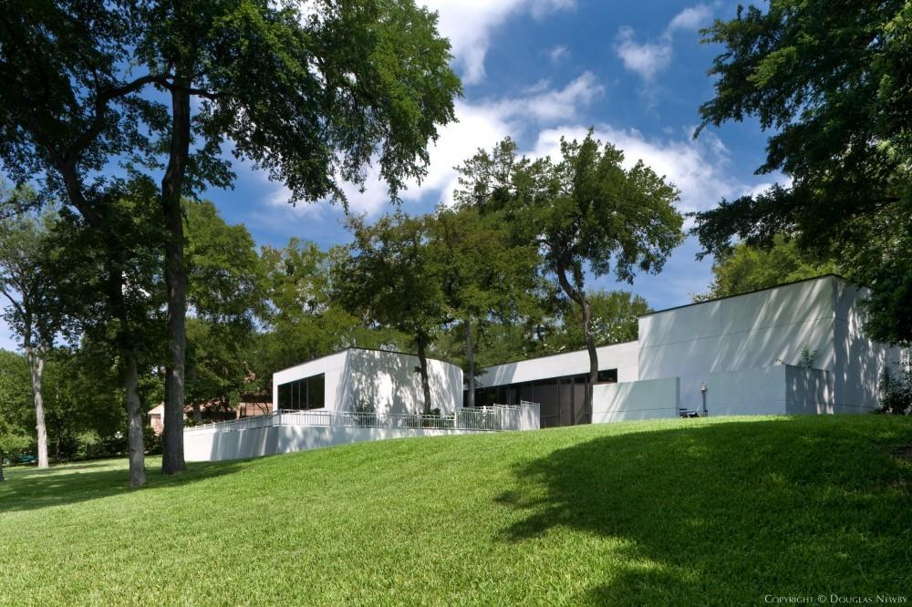 International Style Modern Home