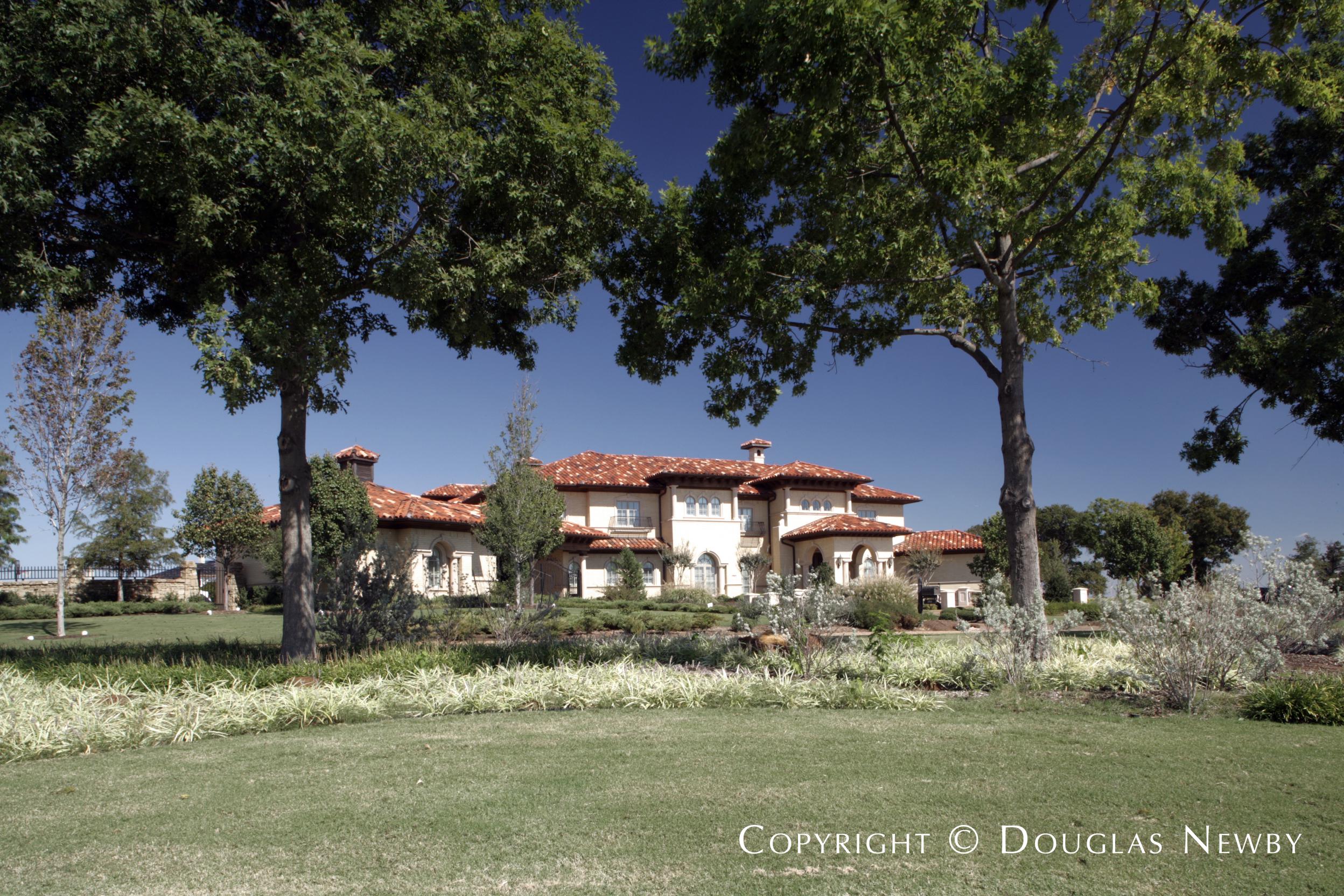 Vaquero Club, Texas Home