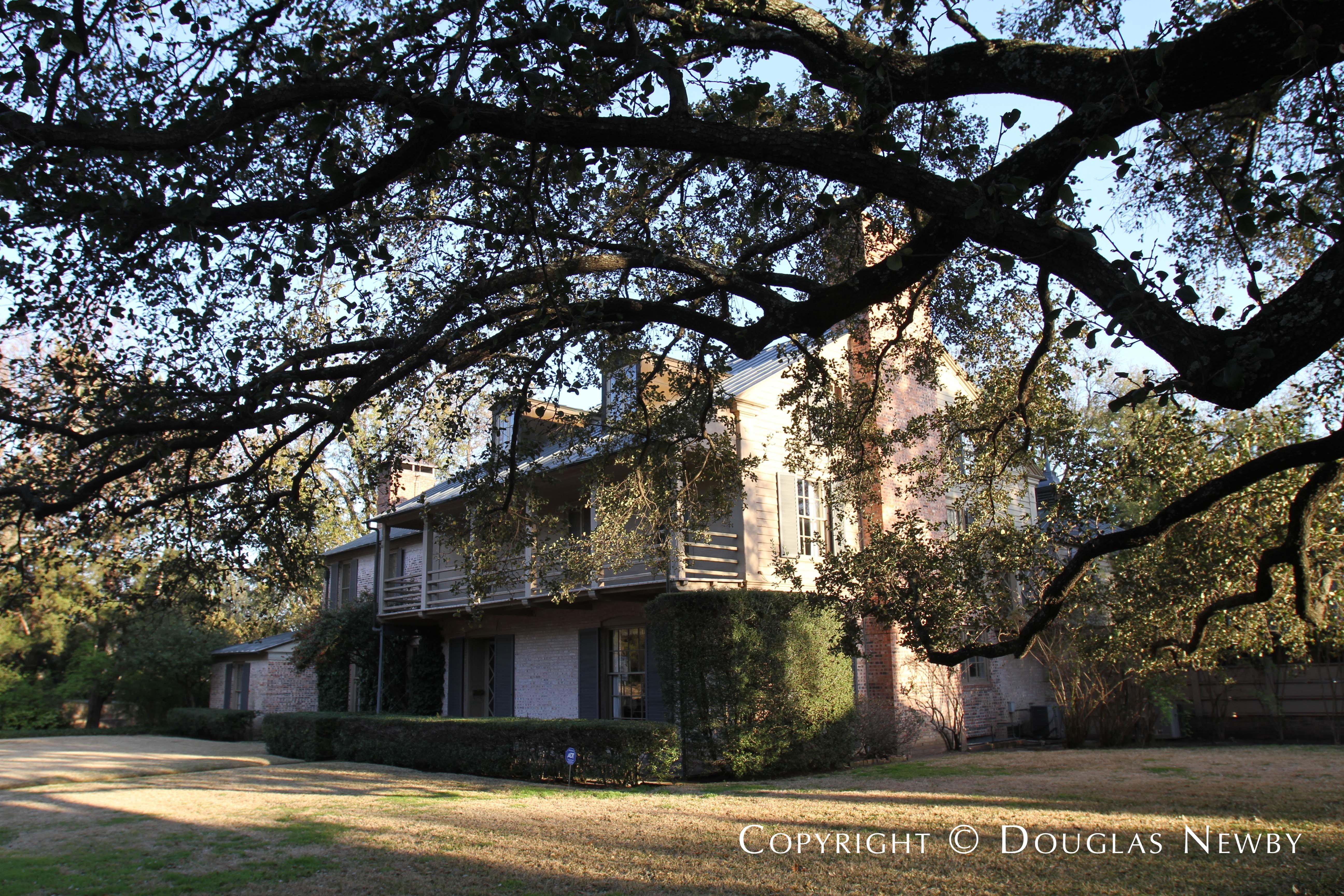 Architect David R. Williams Designed Home in University Park