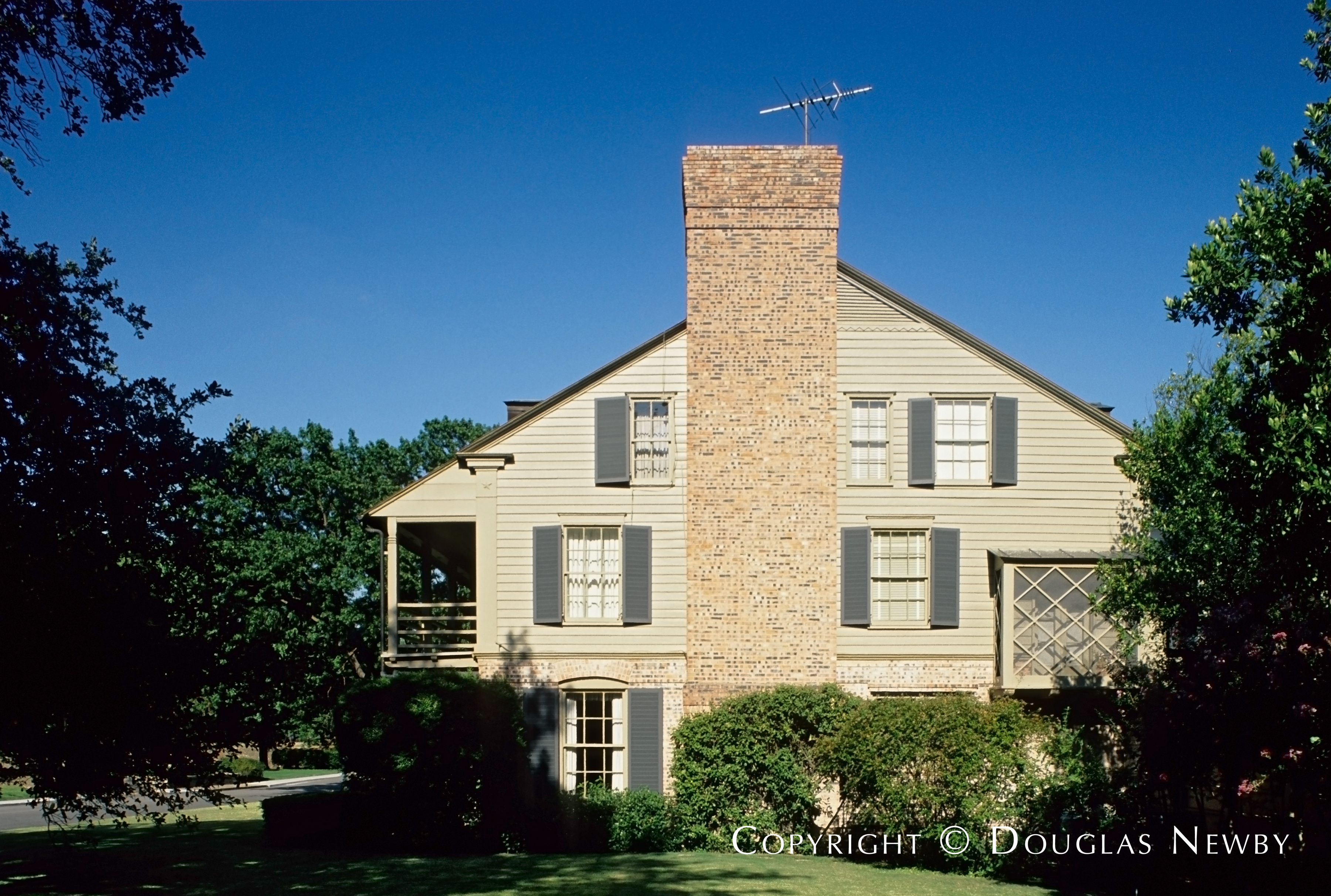 Texas Modern Real Estate in University Park