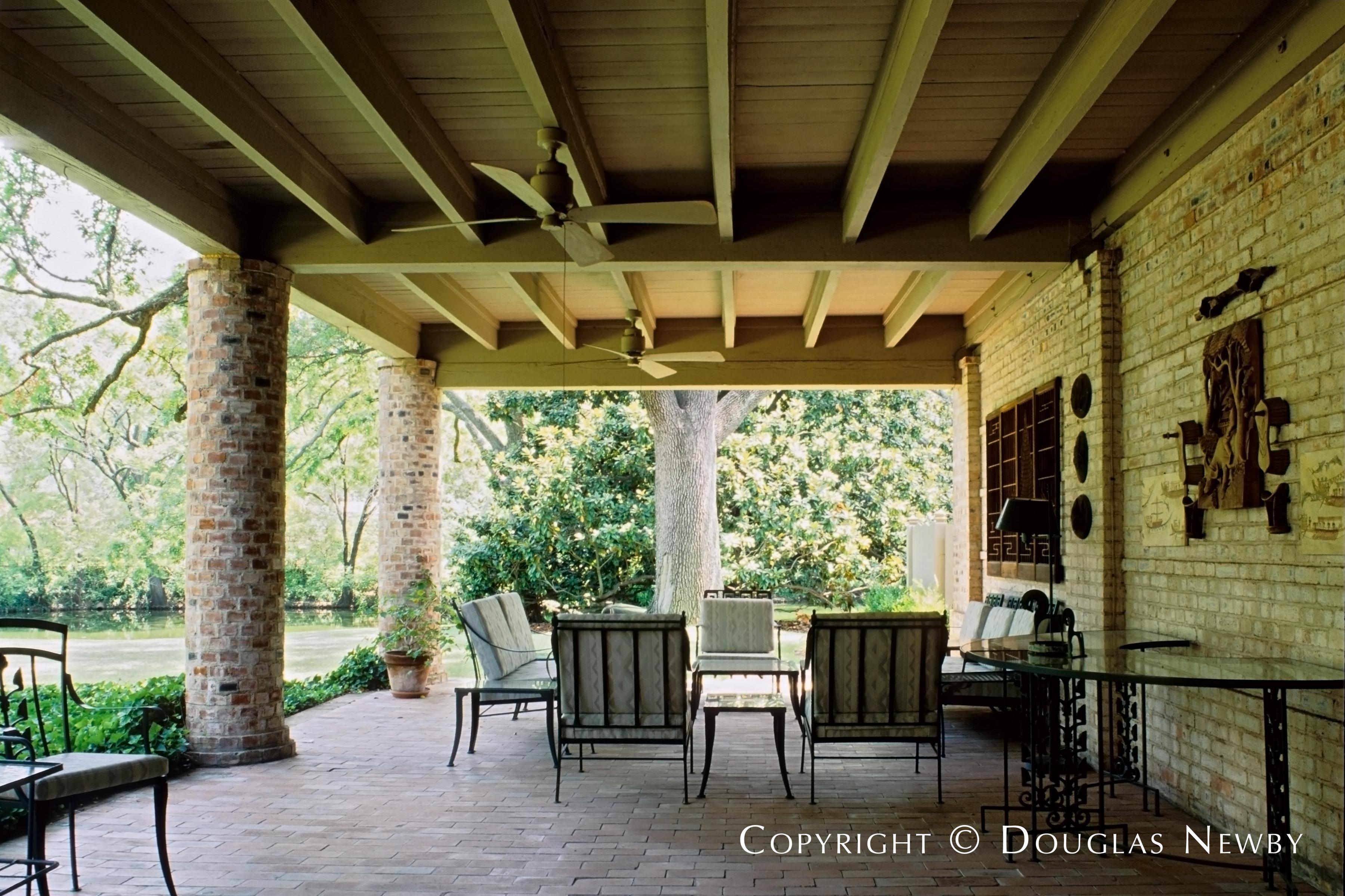 University Park Texas Modern Enjoying 1.15 Acres