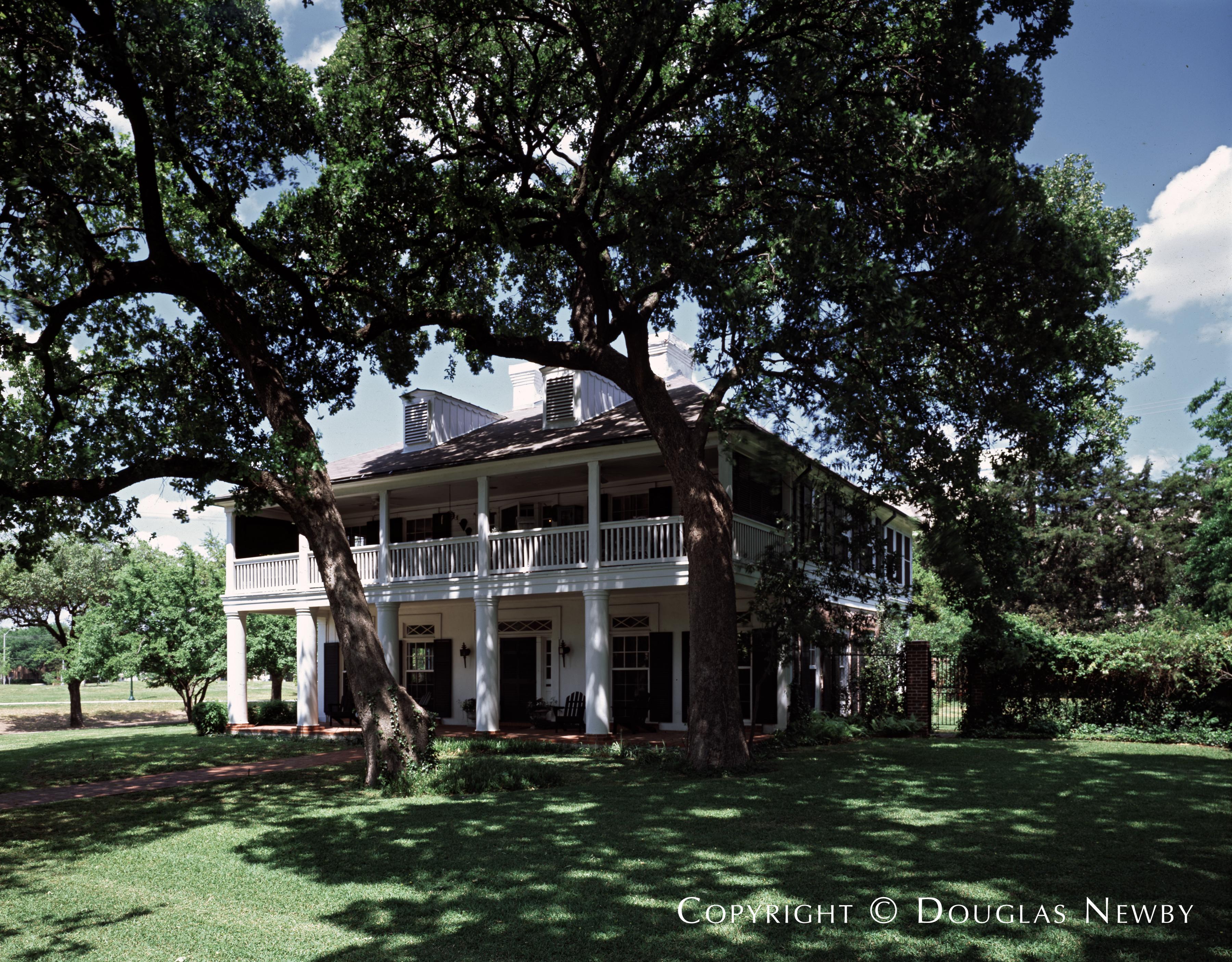 Ralph Bryan Designed Home