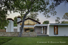 Modern Residence Designed by Architect Braxton Werner & Paul Field - 4639 South Lindhurst Avenue