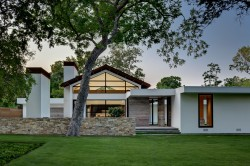 Modern Home in Preston Hollow