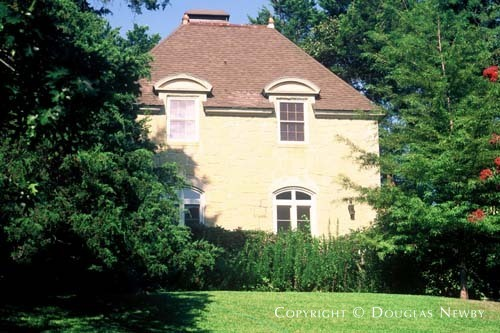 Normandy Farm House Designed by Architect Henry B. Thomson - 3520 Arrowhead Drive