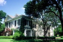 Significant Mount Vernon Residence Designed by Architect Charles D. Hill - 4800 Preston Road