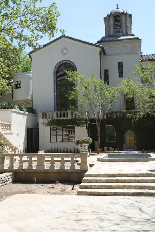 John Allen Boyle Home built in the 1920s
